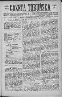 Gazeta Toruńska 1873, R. 7 nr 252