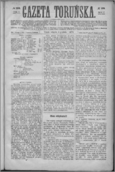 Gazeta Toruńska 1873, R. 7 nr 279
