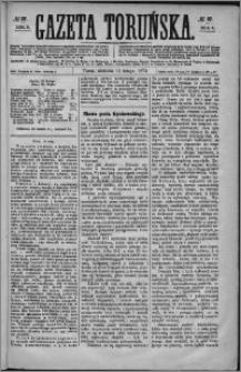 Gazeta Toruńska 1874, R. 8 nr 37