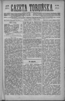 Gazeta Toruńska 1874, R. 8 nr 54