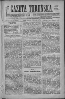 Gazeta Toruńska 1874, R. 8 nr 75