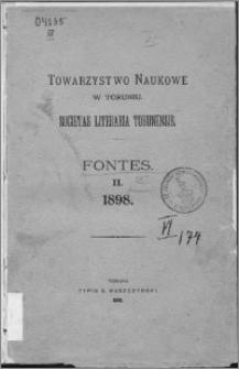 Visitationes archidiaconatus Pomeraniae Hieronymo Rozrażewski Vladislaviensi et Pomeraniae : episcopo factae. [Z. 2]