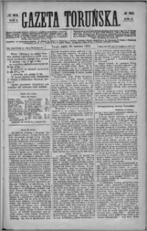 Gazeta Toruńska 1874, R. 8 nr 143