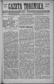 Gazeta Toruńska 1874, R. 8 nr 149