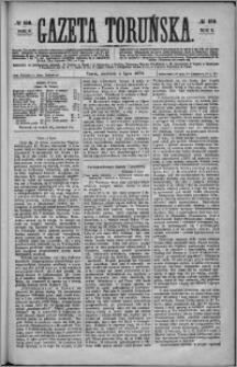 Gazeta Toruńska 1874, R. 8 nr 150