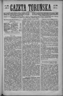 Gazeta Toruńska 1874, R. 8 nr 153