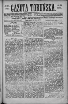 Gazeta Toruńska 1874, R. 8 nr 154