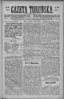 Gazeta Toruńska 1874, R. 8 nr 159