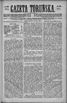Gazeta Toruńska 1874, R. 8 nr 162