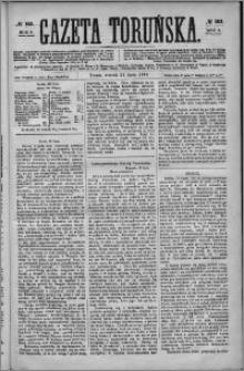 Gazeta Toruńska 1874, R. 8 nr 163