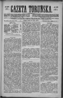 Gazeta Toruńska 1874, R. 8 nr 167