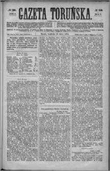 Gazeta Toruńska 1874, R. 8 nr 168