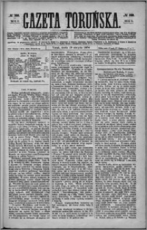 Gazeta Toruńska 1874, R. 8 nr 188