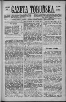Gazeta Toruńska 1874, R. 8 nr 207