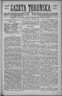 Gazeta Toruńska 1874, R. 8 nr 209