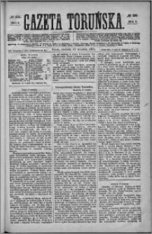Gazeta Toruńska 1874, R. 8 nr 210
