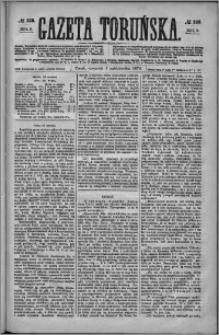 Gazeta Toruńska 1874, R. 8 nr 225