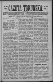 Gazeta Toruńska 1874, R. 8 nr 228