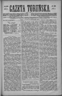 Gazeta Toruńska 1874, R. 8 nr 231