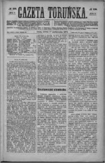Gazeta Toruńska 1874, R. 8 nr 239