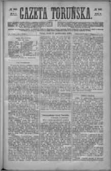 Gazeta Toruńska 1874, R. 8 nr 242