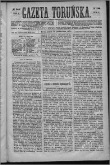 Gazeta Toruńska 1874, R. 8 nr 244