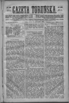 Gazeta Toruńska 1874, R. 8 nr 245