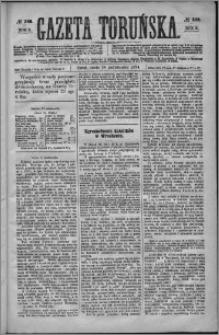 Gazeta Toruńska 1874, R. 8 nr 248