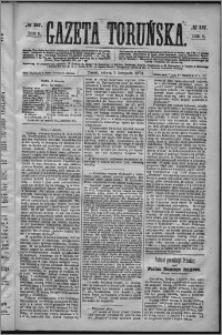 Gazeta Toruńska 1874, R. 8 nr 257