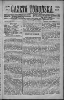Gazeta Toruńska 1874, R. 8 nr 259
