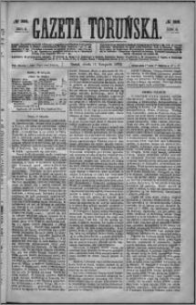 Gazeta Toruńska 1874, R. 8 nr 260