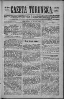 Gazeta Toruńska 1874, R. 8 nr 264