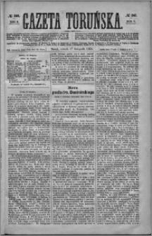 Gazeta Toruńska 1874, R. 8 nr 265