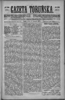 Gazeta Toruńska 1874, R. 8 nr 266