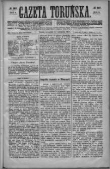 Gazeta Toruńska 1874, R. 8 nr 267