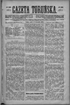 Gazeta Toruńska 1874, R. 8 nr 268