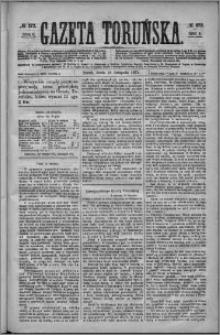 Gazeta Toruńska 1874, R. 8 nr 272