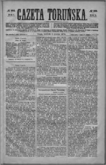 Gazeta Toruńska 1874, R. 8 nr 282