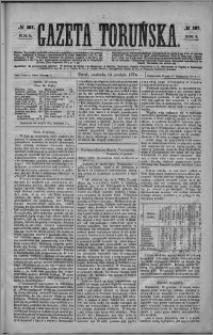 Gazeta Toruńska 1874, R. 8 nr 287