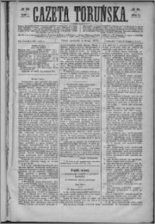 Gazeta Toruńska 1875, R. 9 nr 27