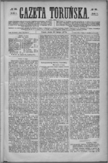 Gazeta Toruńska 1875, R. 9 nr 32