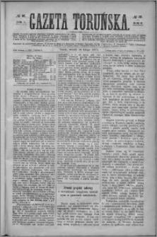 Gazeta Toruńska 1875, R. 9 nr 37
