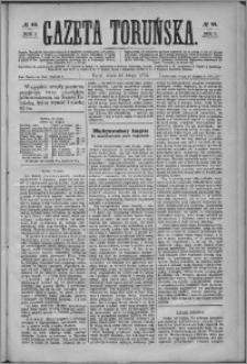 Gazeta Toruńska 1875, R. 9 nr 44