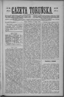 Gazeta Toruńska 1875, R. 9 nr 48