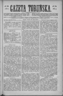 Gazeta Toruńska 1875, R. 9 nr 116