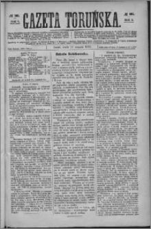 Gazeta Toruńska 1875, R. 9 nr 181