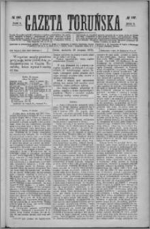 Gazeta Toruńska 1875, R. 9 nr 197