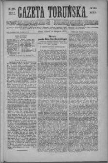 Gazeta Toruńska 1875, R. 9 nr 261