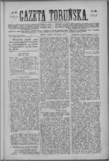 Gazeta Toruńska 1876, R. 10 nr 48