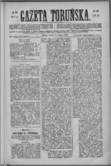 Gazeta Toruńska 1876, R. 10 nr 61